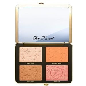 🍑Too Faced Sugar Peach Shimmering Palette